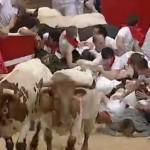 Man Loses Spleen & More People Injured At Bull Run